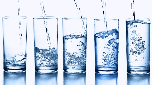 glasses+of+water