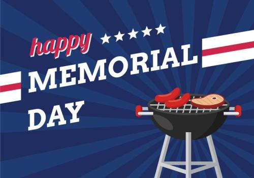 vector-memorial-day-celebration-background